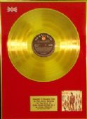 ELVIS PRESLEY -24 Carat Gold Disc LP - ELVIS' GOLDEN RECORDS VOL 2